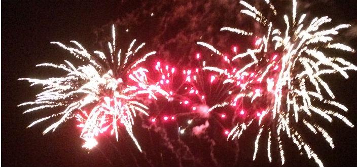 Fireworks, Cornish Style