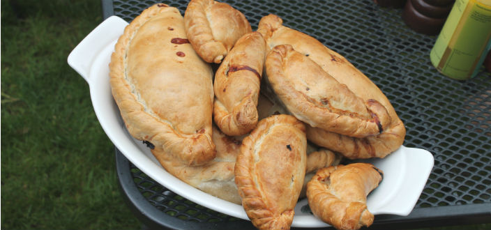 You are currently viewing The Cornish Pasty